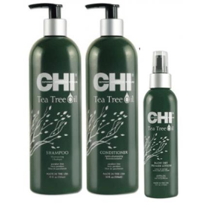 Закажите набор Tea Tree Oil CHI и получите 5% бонусов от суммы для оплаты следующего заказа