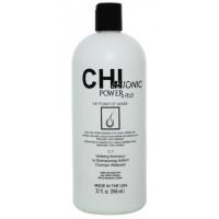 Оживляющий шампунь для волос подвергшихся химическому воздействию C-1 / CHI 44 Ionic Power Plus Vitalizing Shampoo, 946 мл