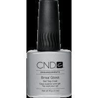 Закрепитель для геля CND Brisa UV Brisa Finishing Gloss 15г
