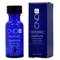 Бескислотный праймер Nail Prime Acid-Free Primer CND, 15 мл