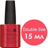 Гель-лак CND Shellac Lobster Roll (кораллово-розовый без перламутра), 15 мл