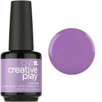 Гель-лак CND Creative Play A Lilacy Story #443 (насыщенный лиловый, эмаль), 15 мл