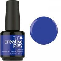 Гель-лак CND Creative Play Royalista #440 (яркий синий, эмаль), 15 мл