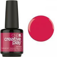 Гель-лак CND Creative Play Well Red #411 (малиновый, эмаль), 15 мл