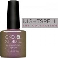 Гель-лак CND Shellac Hypnotic Dreams (розово-фиолетовый с шиммером, эффект), 7,3 мл