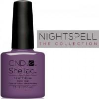 Гель-лак CND Shellac Lilac Eclipse (лиловый, эмаль), 7,3 мл