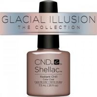 Гель-лак CND Shellac Radiant Chill (бронзовый перламутр), 7,3 мл