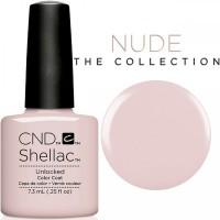 Гель-лак CND Shellac Unlocked (розовый каменно-холодный, эмаль), 7,3 мл