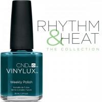 Лак для ногтей CND VINYLUX #247 SPLASH OF TEAL (темно-синий) 15 мл