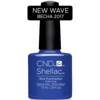 NEW Весна 2017! CND Shellac Blue Eyeshadow