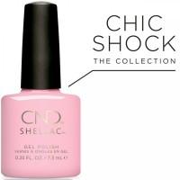 Гель-лак CND Shellac Candied (нежный розовый, эмаль), 7,3 мл