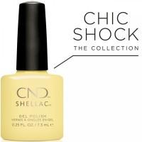 Гель-лак CND Shellac Jellied (молочный жёлтый, эмаль), 7,3 мл