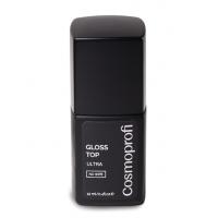 Топ универсальный для гель-лака без липкого слоя Gloss Top Ultra NO WIPE Cosmoprofi, 12 мл