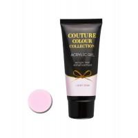 Акрил-гель Couture Colour Acrylic Gel Light Pink (молочно-розовый), 60 мл