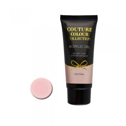 Закажите Couture Colour Acrylic Gel Neutral и получите 5% бонусов от суммы для оплаты следующего заказа