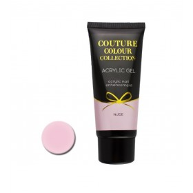 Акрил-гель Couture Colour Acrylic Gel Nude (нежно-розовый), 60 мл