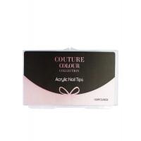 Верхние формы для наращивания ногтей силиконовые Couture Colour Nail Tips, 100 шт.