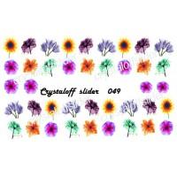 Слайдер-дизайн Crystaloff Slider 049