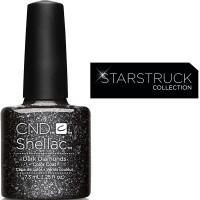 NEW Зима 2016! CND Shellac Dark Diamonds