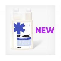 ДеланолDELANOL- средство для дезинфекции и стерилизации инструментов 1 л