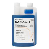 Універсальний засіб-концентрат для дезінфекції NANOSTERIL STALEKS PRO, 1000 мл