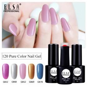 Гель-лаки для ногтей Elsa Professional 8 мл, 15 мл