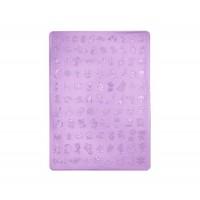 Пластина для стемпинга F05 KODI (10,5х14,5см)