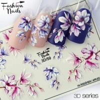 Слайдер-дизайн Fashion Nails 3D-59
