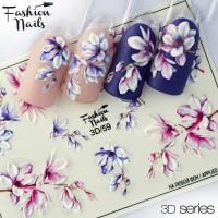 Слайдер-дизайн Fashion Nails 3D-59