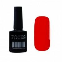 Гель-лак FOCUS premium №007 (красный, эмаль), 8 мл