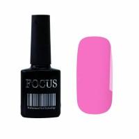 Гель-лак FOCUS premium №010 (розовая фуксия, эмаль), 8 мл