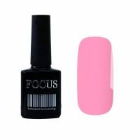 Гель-лак FOCUS premium №013 (розовый, эмаль), 8 мл