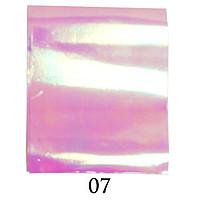 Фольга битое стекло № 07