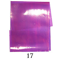 Фольга битое стекло № 17