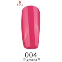 Гель-лак F.O.X Pigment ® №004, 6 мл