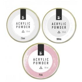 Акриловая пудра для моделирования F.O.X Acrylic Powder