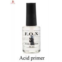 Кислотный праймер Acid primer  F.O.X, 14 мл
