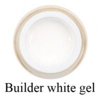 Моделирующий 3-фазный гель F.O.X Builder gel White (белый) UV 50 мл