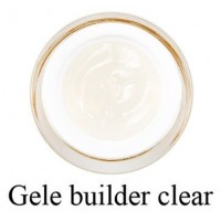 Моделирующий гель-желе F.O.X Gele builder gel Clear (прозрачный)  UV 50 мл