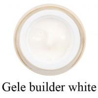 Моделирующий гель-желе F.O.X Gele builder gel White (белый) UV 50 мл