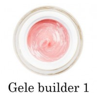 Моделирующий гель-желе F.O.X Gele builder gel Pink 01 (розовый)  UV 50 мл