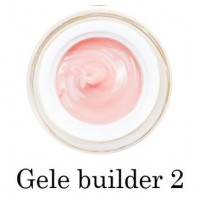 Моделирующий гель-желе F.O.X Gele builder gel Pink 02 (нежно-розовый) UV 50 мл