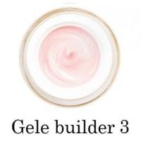 Моделирующий гель-желе F.O.X Gele builder gel Pink 03 (розовый светлый) UV 50 мл