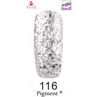Гель-лак F.O.X Pigment ® Masha Create №116, 6 мл