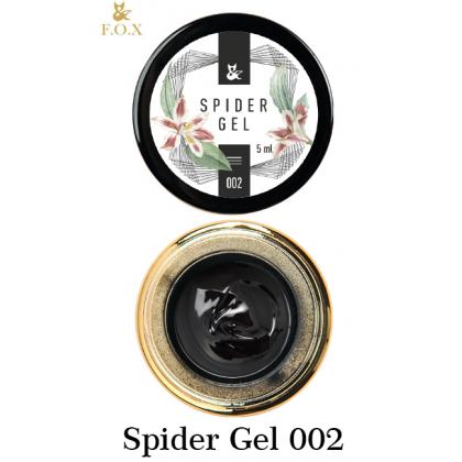Закажите Spider Gel 002 F.O.X и получите 5% бонусов от суммы для оплаты следующего заказа