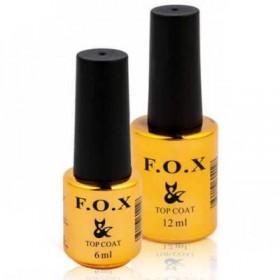 Базовое и финишное покрытие для гель-лака F.O.X