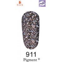 Гель-лак F.O.X Pigment ® Masha Create №911, 6 мл