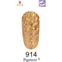 Гель-лак F.O.X Pigment ® Masha Create №914, 6 мл