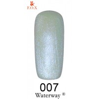 Гель-лак F.O.X Waterway ® №007, 6 мл