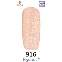 Гель-лак F.O.X Pigment ® Masha Create №916, 6 мл